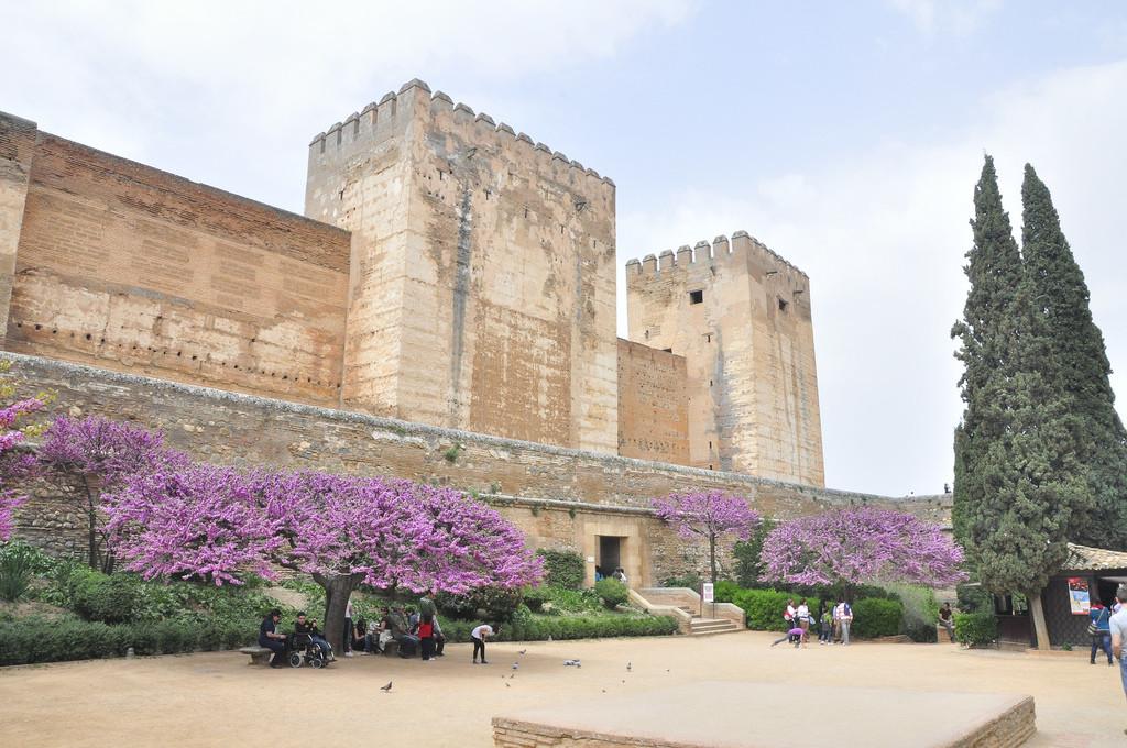 Santiagoname - Alhambra y Generalife