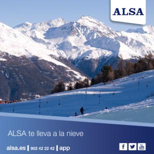 ALSA nieve