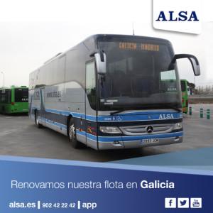 ALSA Flota Galicia