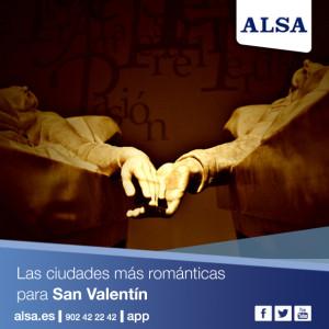 ALSA san valentin