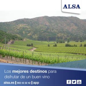 ALSA destinos buen vino