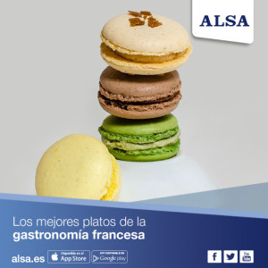 ALSA gastronomia francesa