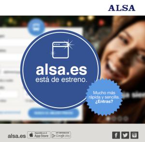 ALSA nueva web