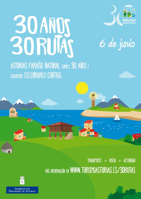 aniversario Paraiso Natural Asturias ALSA