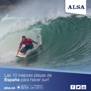 ALSA playa surf