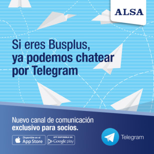 ALSA telegram
