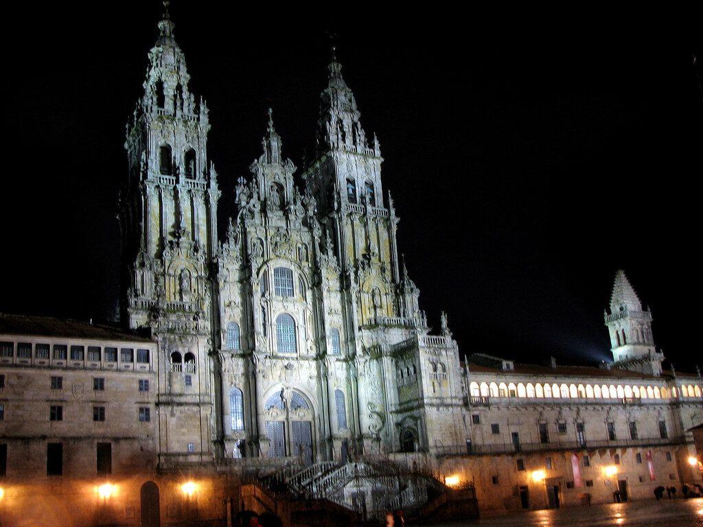 Fiesta Santiago Compostela