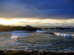 ALSA Playa Os Castros