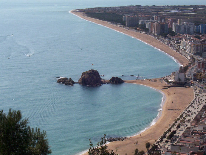 Playa S'Abanell