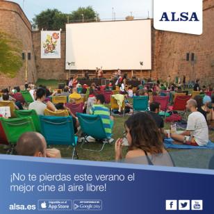 ALSA Cine verano destacada