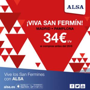 ALSA San Fermín