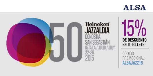 oferta jazzaldia alsa 2015