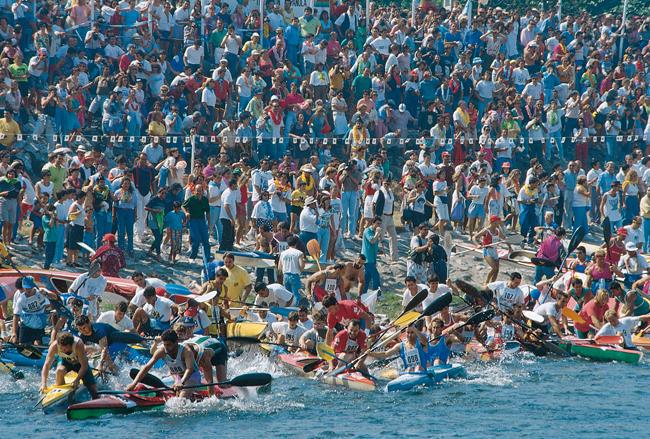 Fiesta de Les Piragües | Turismo Asturias | Ana Múller