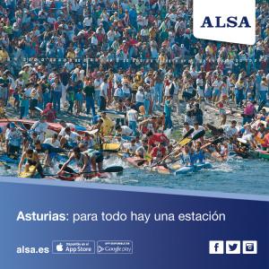 Turismo Asturias verano ALSA