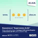 """Buscamos tu """"Superverano ALSA"""""""