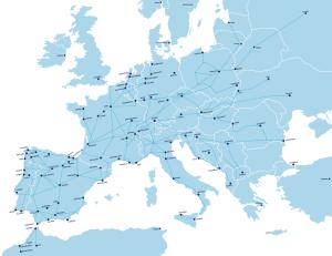 ALSA destinos internacionales