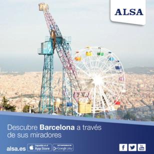 Miradores Barcelona destacada