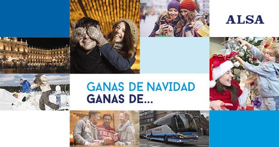 campaña Navidad ALSA 2015