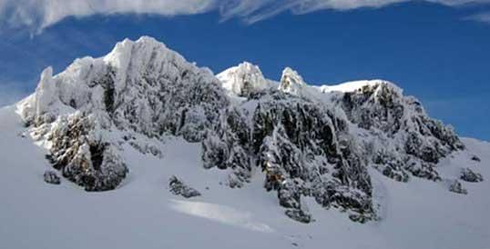 San Isidro. Estación Esquí