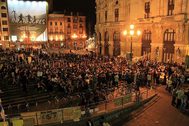 Turismo nocturno en Bilbao