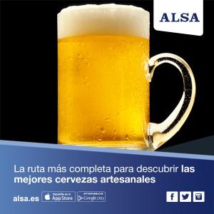 alsa ruta cerveza