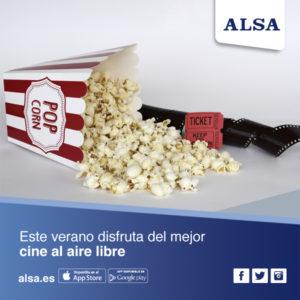 #mueveteconalsa cine aire libre