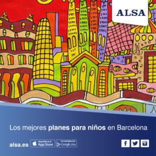 planes niños barcelona
