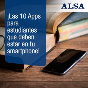 apps estudiantes portada
