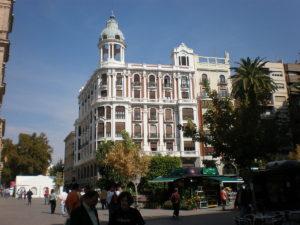 plaza santo Domingo, Murcia. Autor: Murcianboy