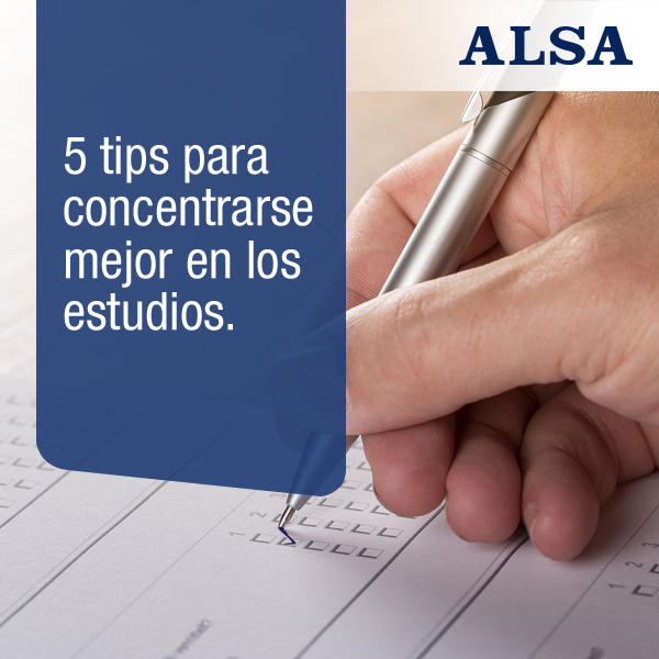 C mo concentrarse en los estudios trucos y consejos - Como concentrarse en estudiar ...