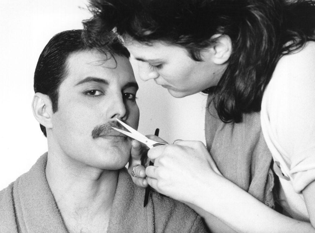 Grooming Freddie Mercury