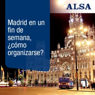 Madrid en un fin de semana