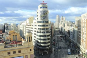 fin de semana Madrid Gran Vía