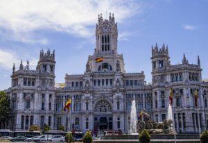 fin de semana Madrid palacio cibeles