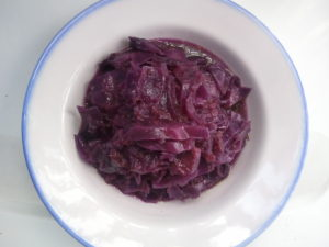 lombarda receta navideña autor:xemendura