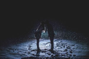 beso nochevieja