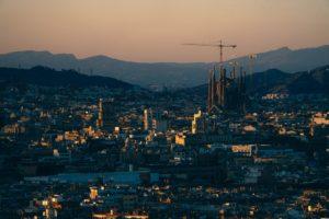 barcelona semana santa ciudad