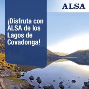 lagos covadonga asturias