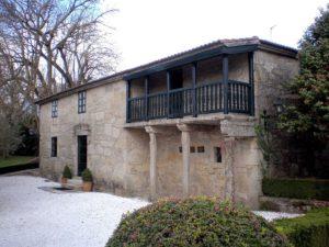 casa museo rosalia de castro padron