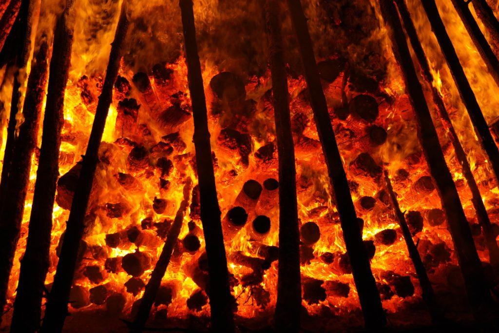 fuego noche san juan