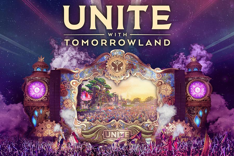 unite tomorrowland festivales