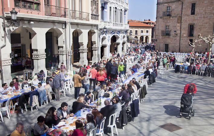 asturias semana santa