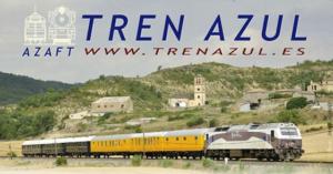 aragon vino tren azul