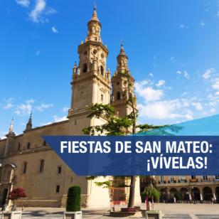 Fiestas de San Mateo: ¡Vívelas!