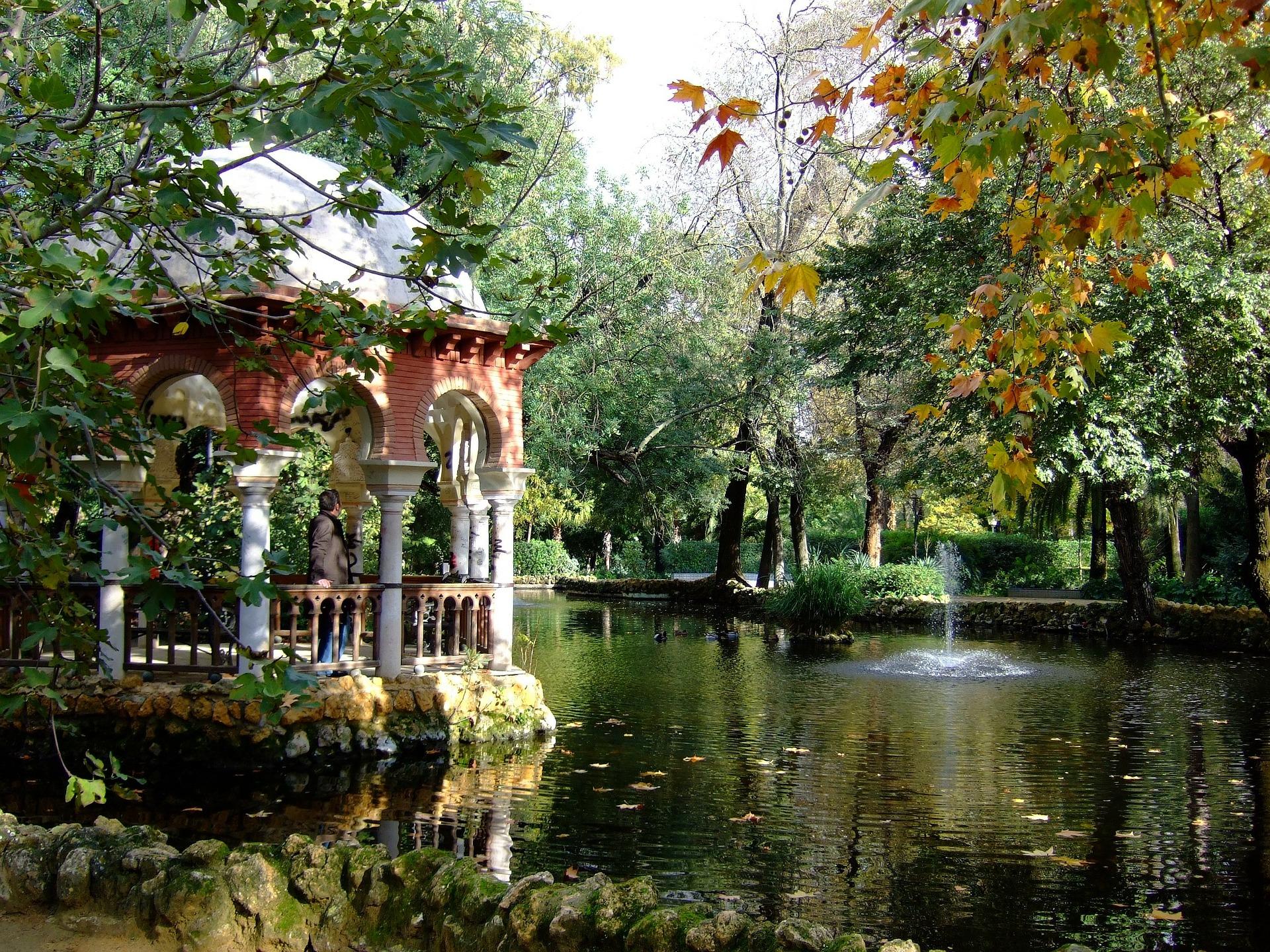 parque de maria luisa parques urbanos alsa