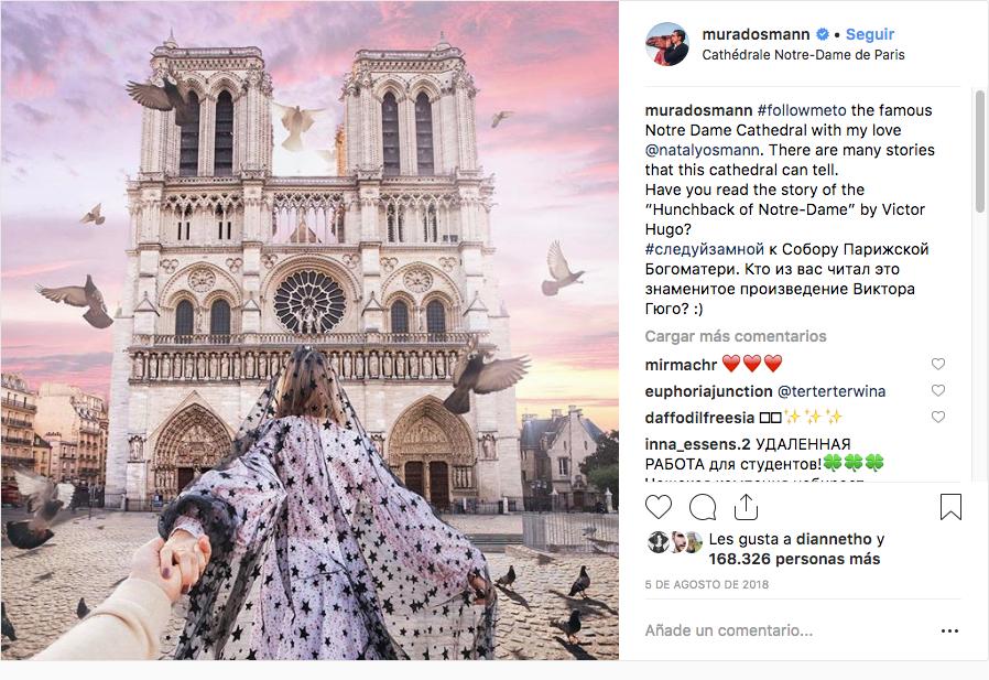 instagram viajeros a los que seguir