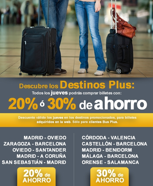 Destinos Plus 26072012