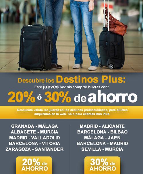 Destinos Plus 041012