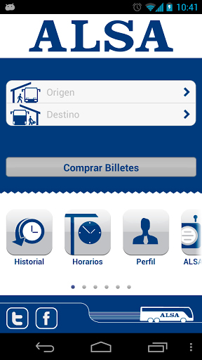 app.iPhone ALSA versión 2.2.0.