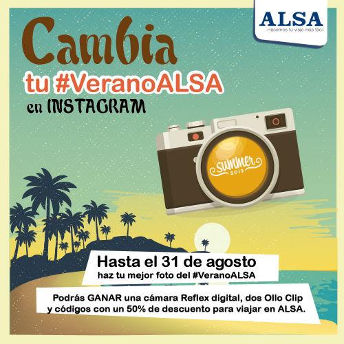 Verano ALSA Instagram